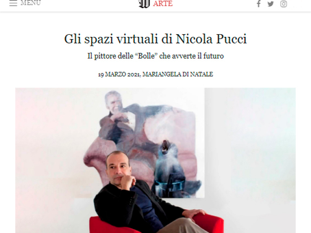 Pucci on WALL STREET INTERNATIONAL