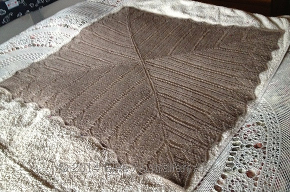 BS24 - Heritage Baby Blanket - Grey