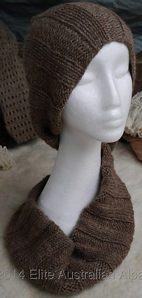 CL03 - Double Cowl - Brown