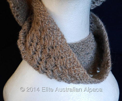 CL04 - Casual Cowl - Taupe