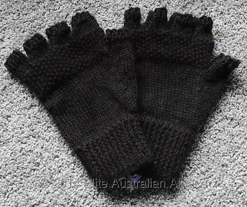 GM06 - Guy's Fashion Gloves - Dark Brown