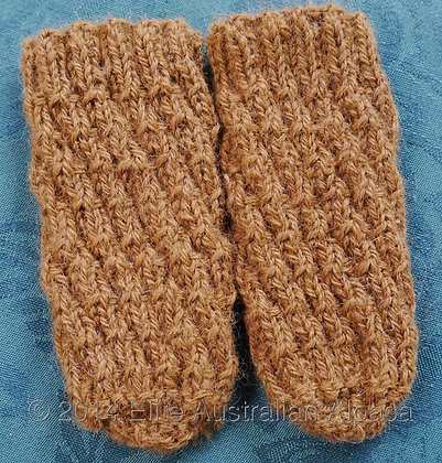 BS02 - Baby Socks - Tan