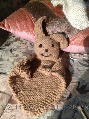 BS15 - Snuggle Bunny - Brown