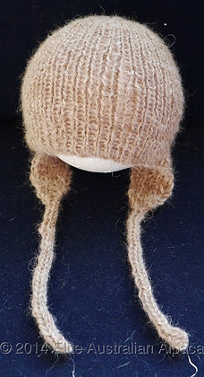 BS26 - Ribbed Baby Helmet - Taupe