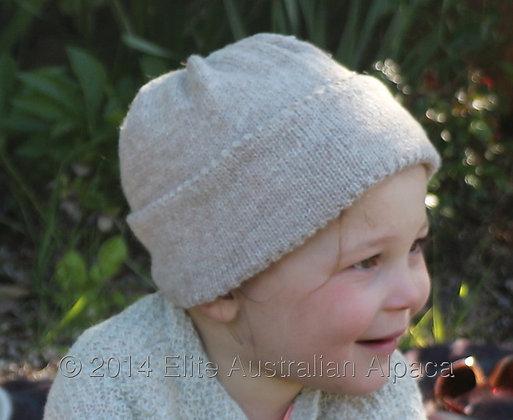 BS10 - Child Beanie - Medium Grey