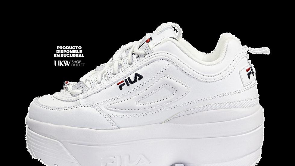 FILA Disruptor II Wedge