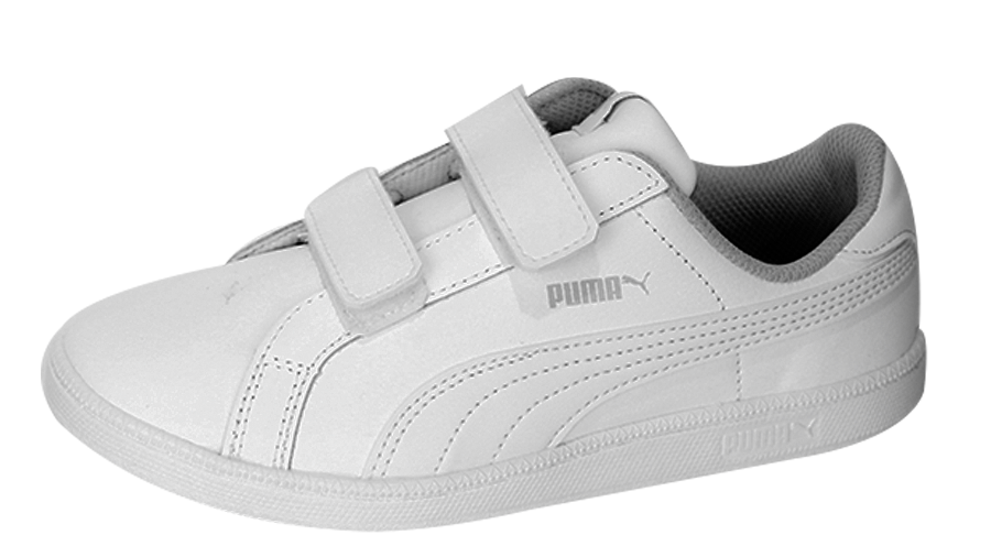 PUMA COLOR BLANCO/VELCRO
