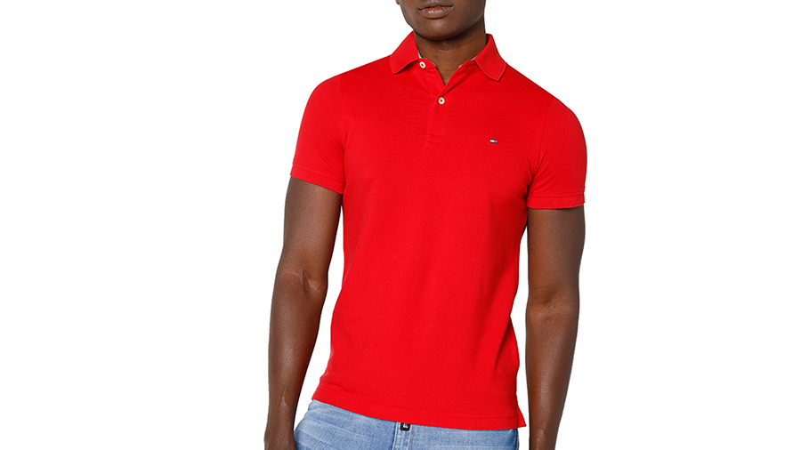 TOMMY HILFIGER POLO STRETCH SLIM FIT    |  C8178A6141-611