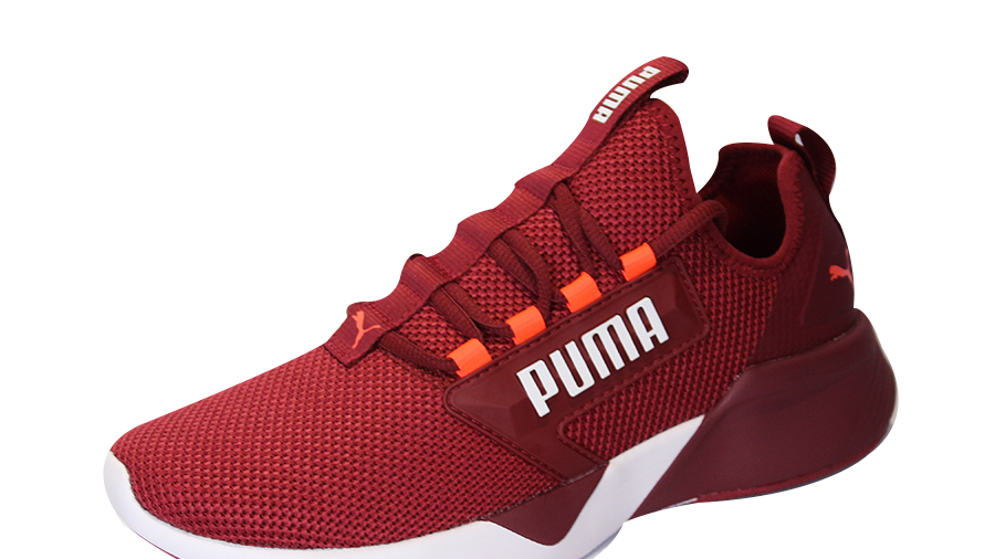 PUMA COLOR ROJO