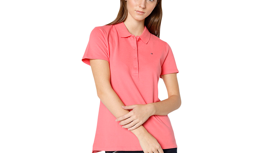 TOMMY HILFIGER W SP HERITAGE POLO  | 76A8622-691