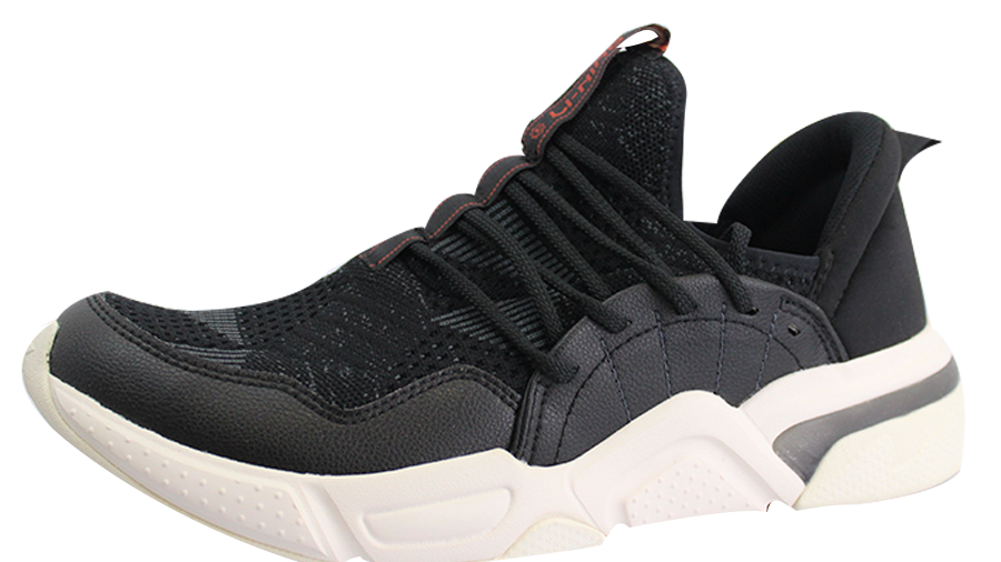 Li-Ning_Shoes_Man_Standard Black/Sandal Black/AGLN123-1