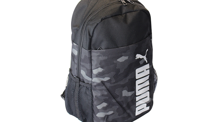 PUMA  Backpack NEGRA CAMUFLAJE   |076703 01