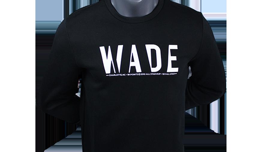 LI-NINGPO WADE_MAN_STANDARD BLACK |AWDP071-1