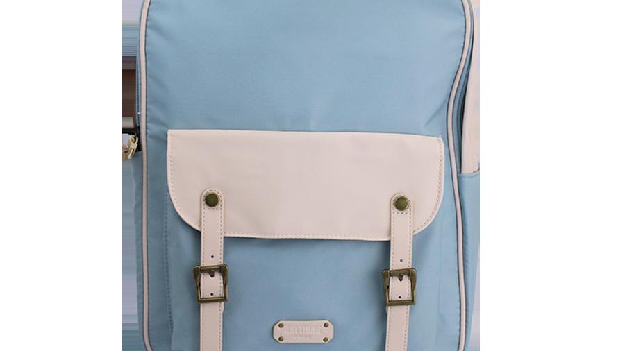 Li-ning Women Backpack blue