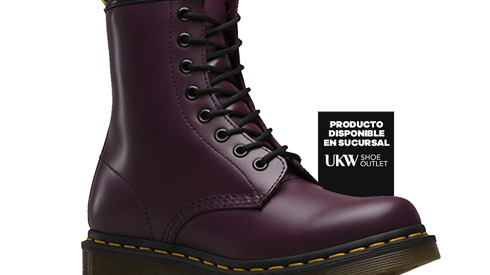 DR. MARTENS 1460 Purple Smooth