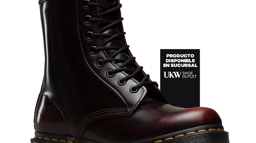 DR. MARTENS 1460 Cherry Red Arcadia