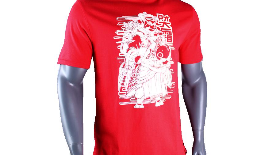 Li-ning_the trend man-CINNABAR RED|AHSP045-1