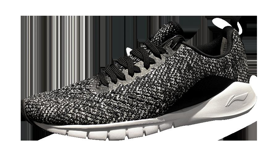 LI-NING_Running Smart Moving Running Shoes_Man_ Black | ARKN015-1