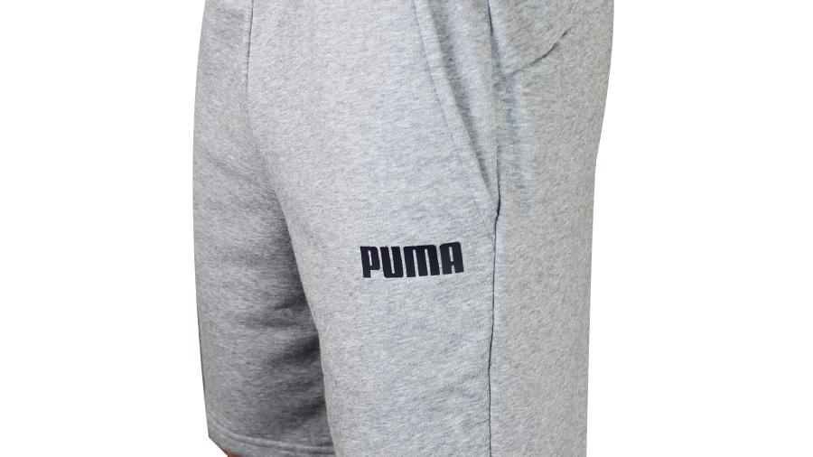 PUMA SHORTS   GRIS    854760 02