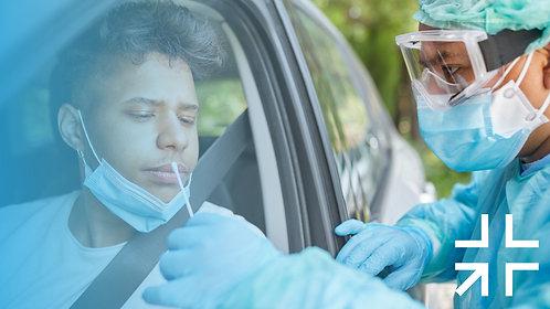 PCR RÁPIDO (ANTÍGENO) - DRIVE-THRU