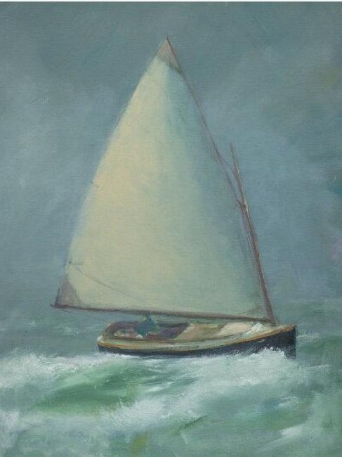 Anne Packard, Escape