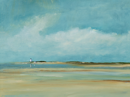 Anne Packard, Tide Going Out