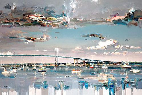 "Kote, ""Newport Bridge,"""
