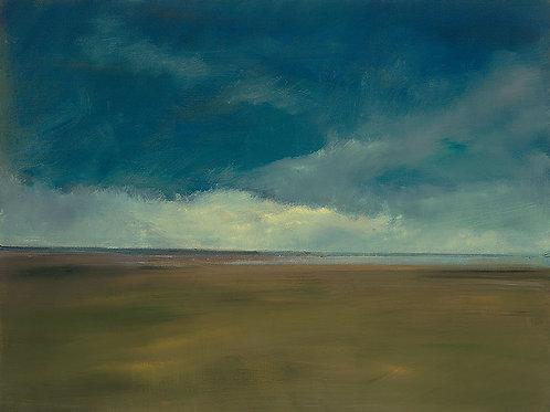 Anne Packard, Stormy Beach