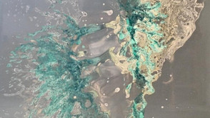 Molten Metals - The Work of Leland Brinkman