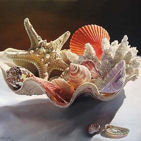 2015 Wildbank Bouquet of Shells 24x36.jp
