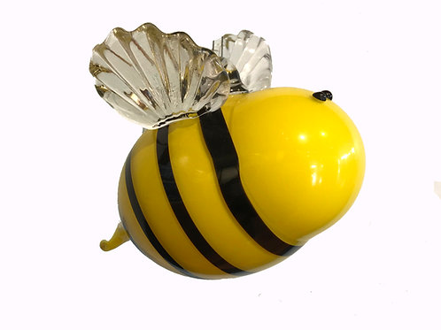 Jen Nauck, Blown Glass Bee