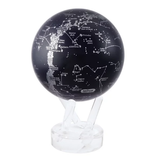 Constellation Rotating Globe
