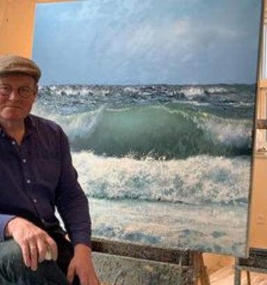 Sun, Sea, Sand, Sky - the works of Ken Zier