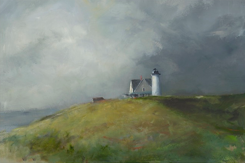 Anne Packard, Sandy Neck Lighthouse
