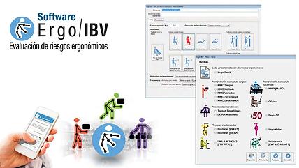 Software de Evaluación Ergonómica ERGO IBV V20