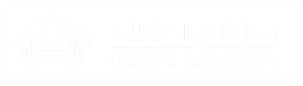 white hub leather logo.png