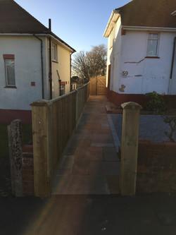 fencing seaford