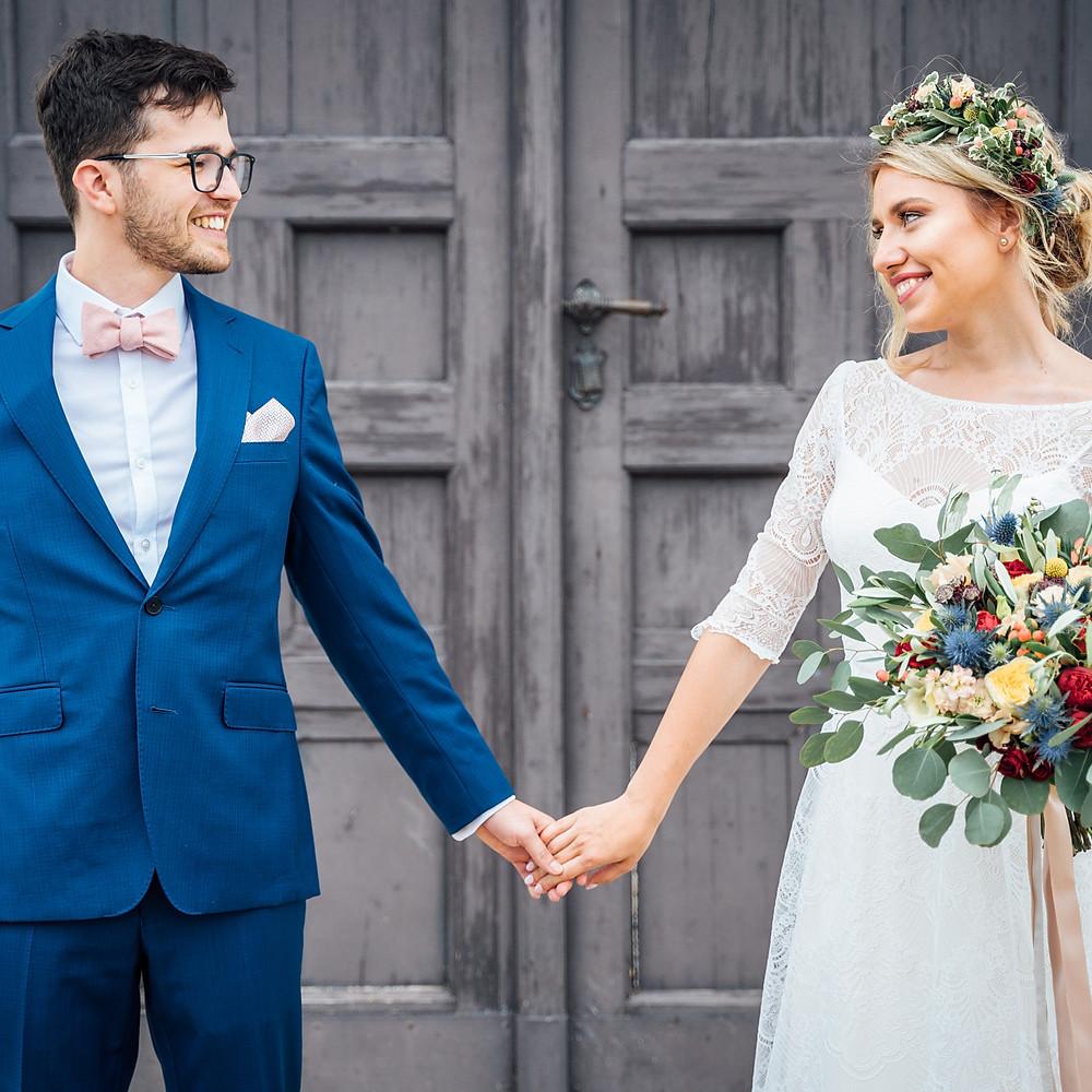 Hanča a Jožka - výběr ze svatby