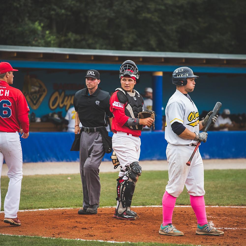 Baseball - Technika Brno
