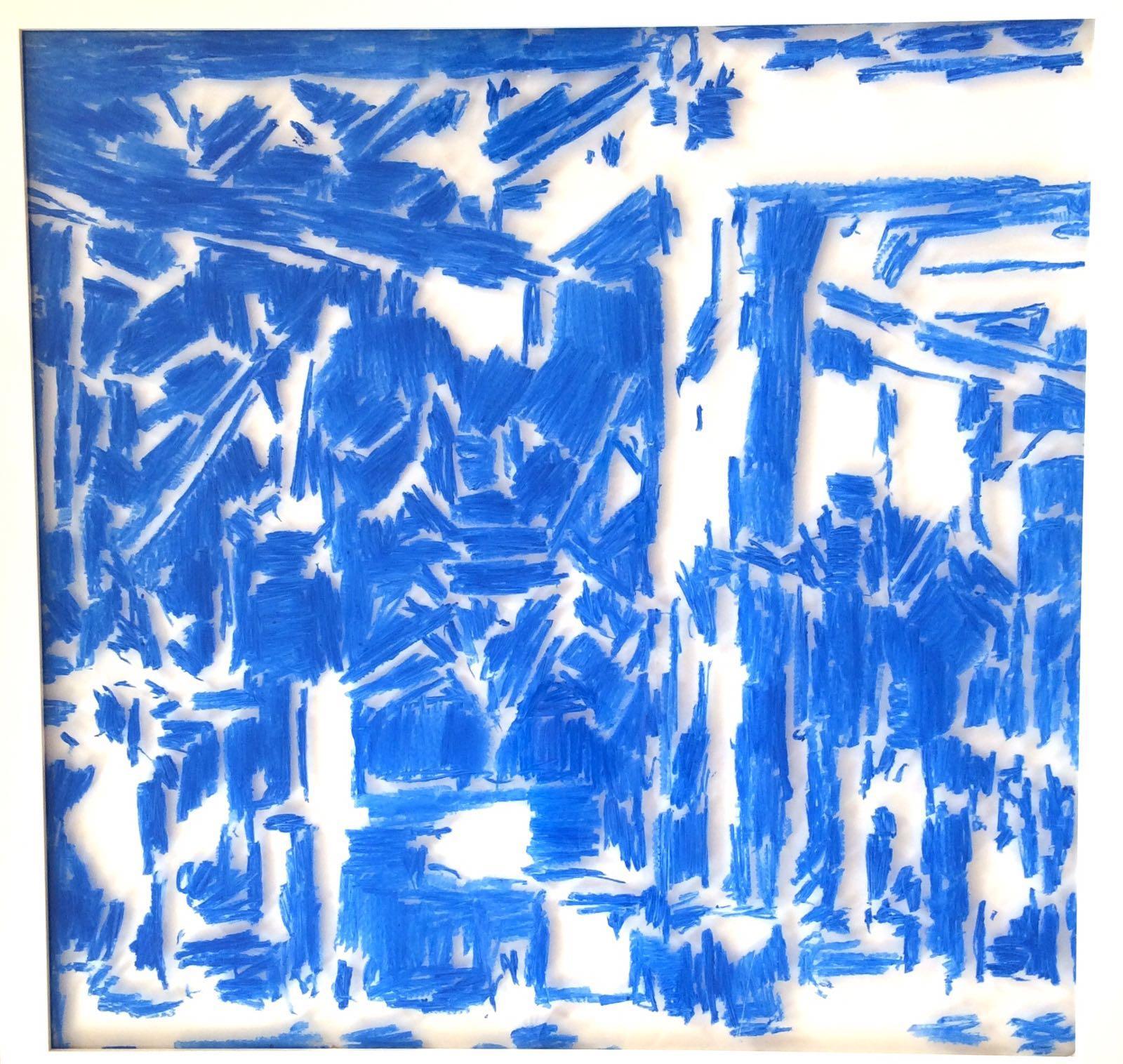 Delft Blue 203 #4 - 2016