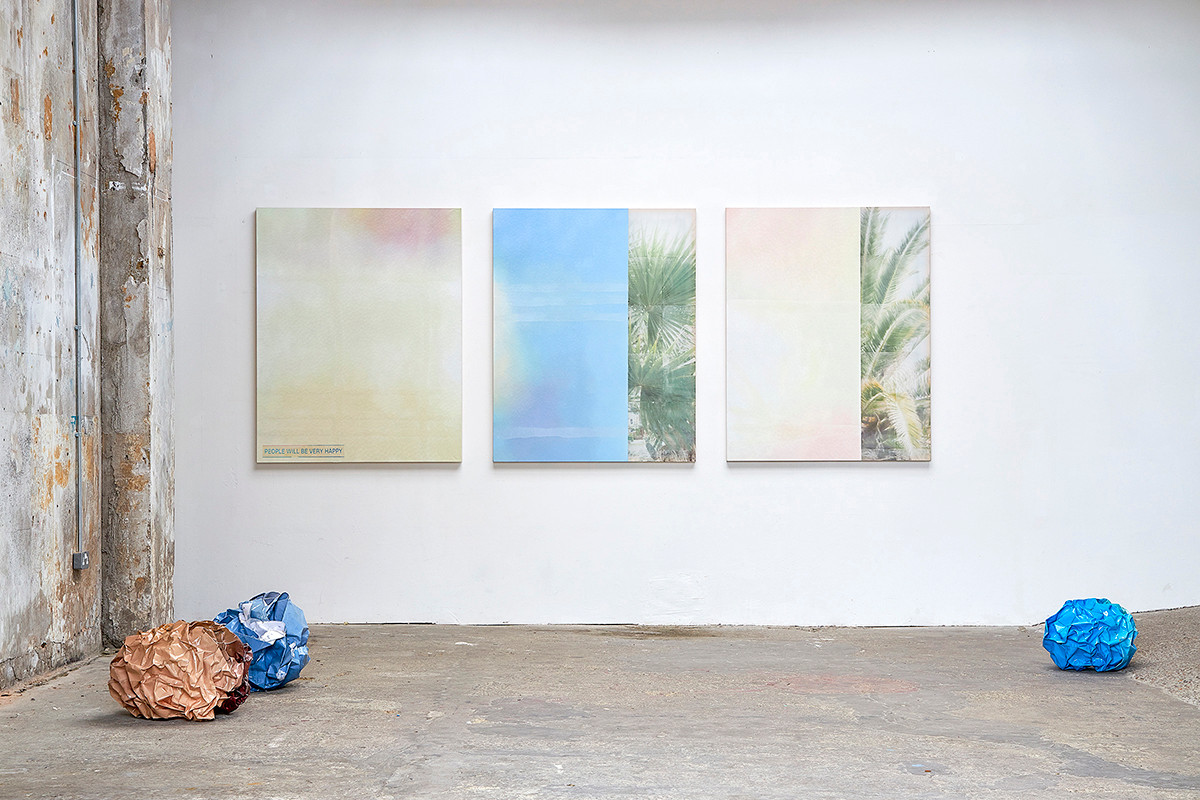 Artists Rooms, Encounter Contemporary and Richeldis Fine Art at Copeland Gallery, London, 2019