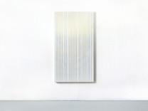 Wanderings, 150 x 80 cm, oil on polyeste