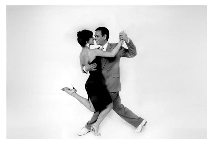 Fabian Perelta e Josefina Bermudez