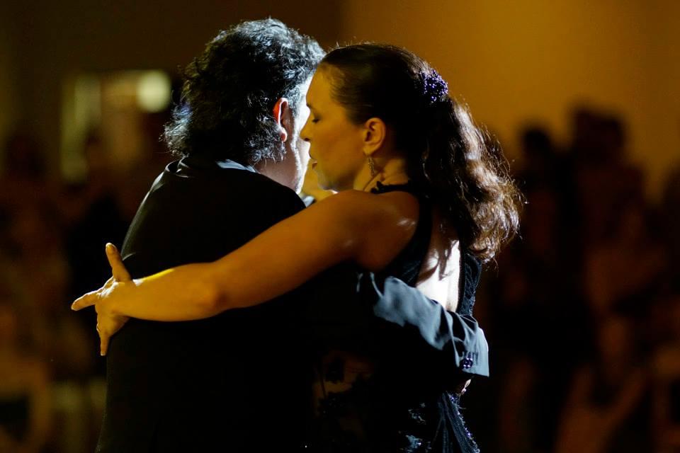 Julio Balmaceda y Corina de la Rosa
