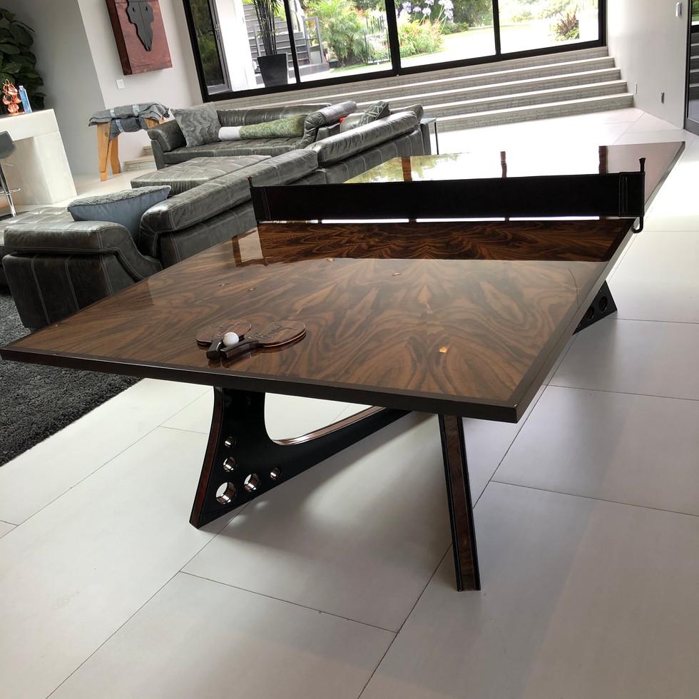 Luxury ping pong