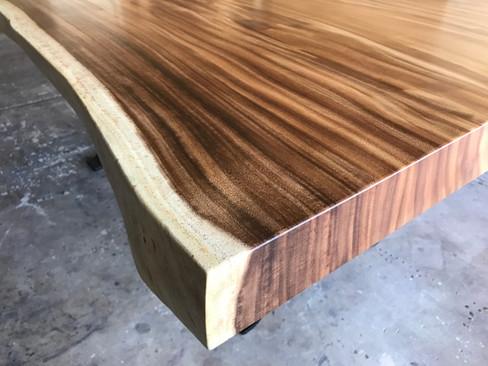 Golden Acacia Table