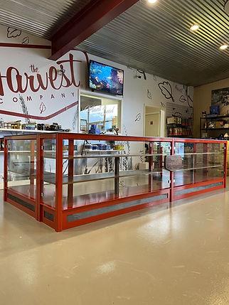 Industrial sales station
