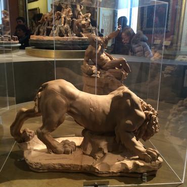Bernini terracottas Galleria Borghese 2018
