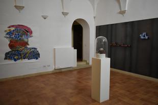 """""""Incompiuta/WIP"""" for Rome Art Week 2020"""