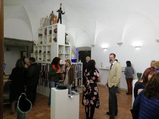 """Final AIR Group Show Spring 2019 """"Ciò Che Muore """""""